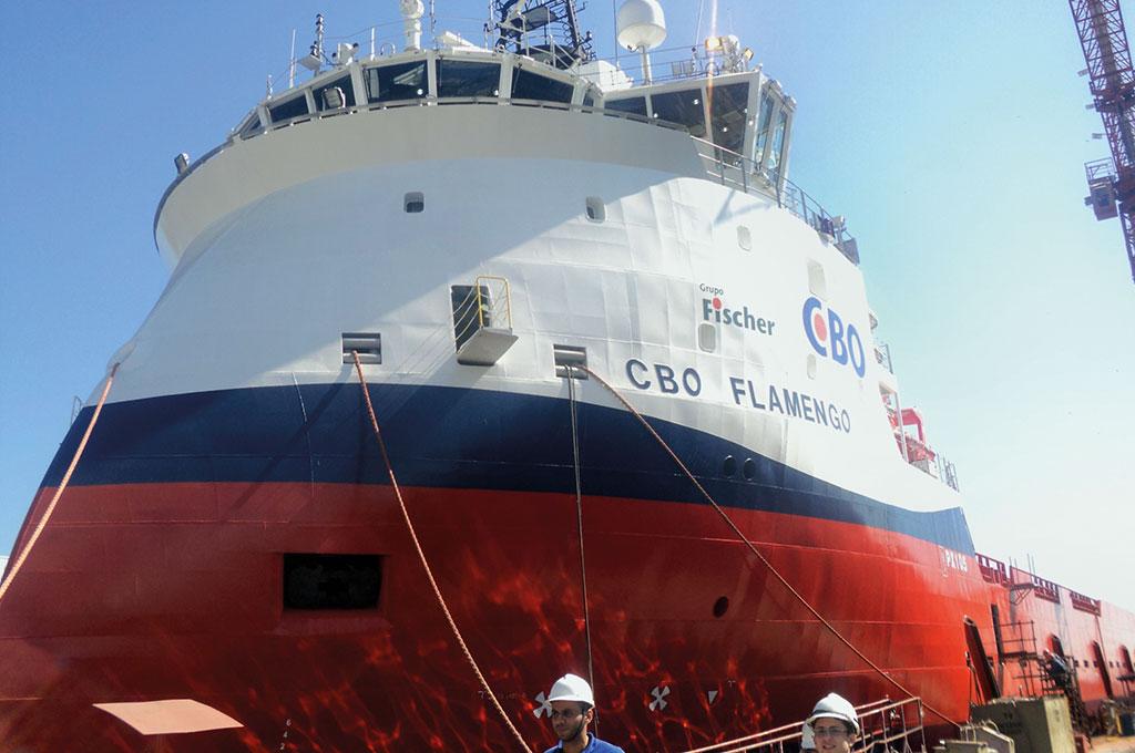Navio, embarcação, diesel