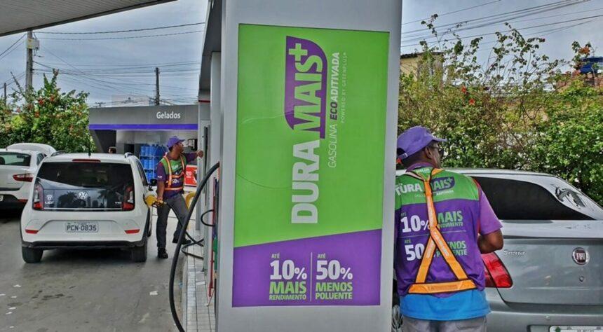 Distribuidora - Rodoil - gasolina