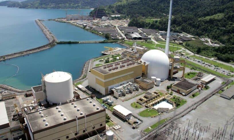 Energia, combustíveis, Eletronuclear