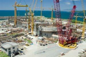 Eletronuclear - usina nuclear - angra 3