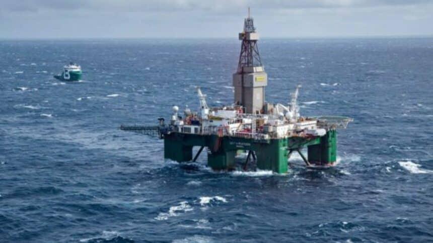 Petróleo - China - offshore
