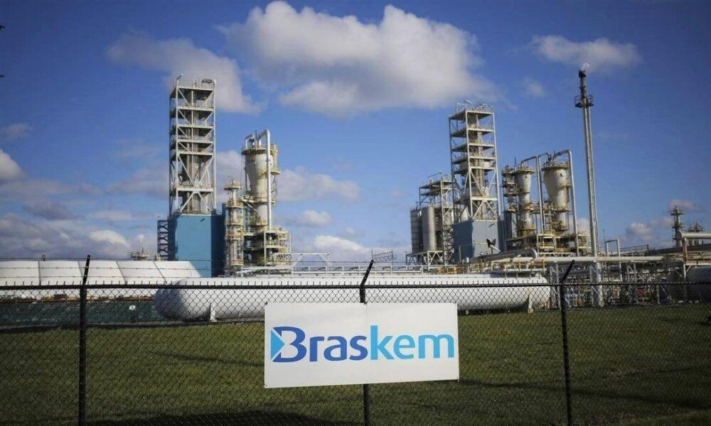 Braskem, petroquímica, eficiência energética