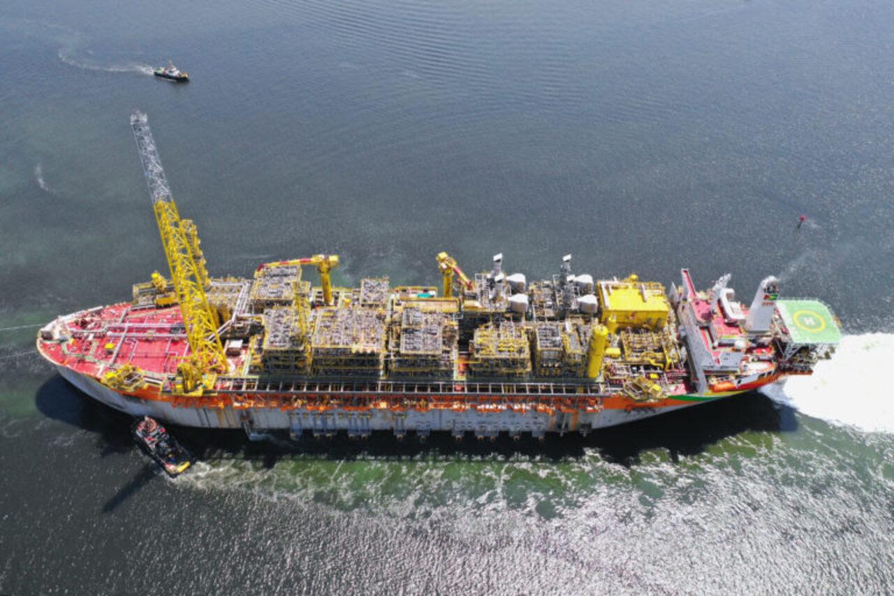 FPS - SBM offshore - navios