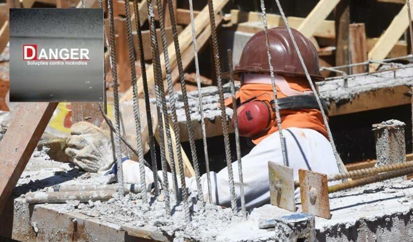Macaé vagas de emprego Construção Civil Danger