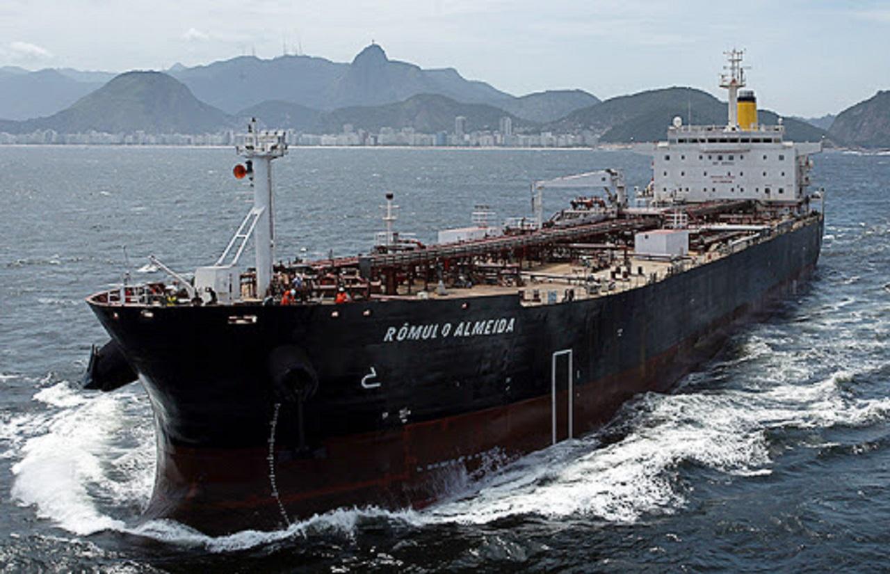 Navio Transpetro Covid19 Salvador contaminação