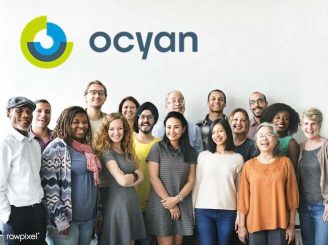 Ocyan diversidade Gênero, Pessoas com Deficiência e Raça