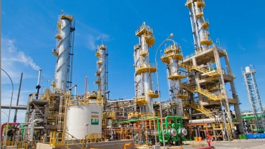 Petrobras - empregos -
