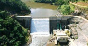Hidrelétricas, empregos, centrais hidrelétricas