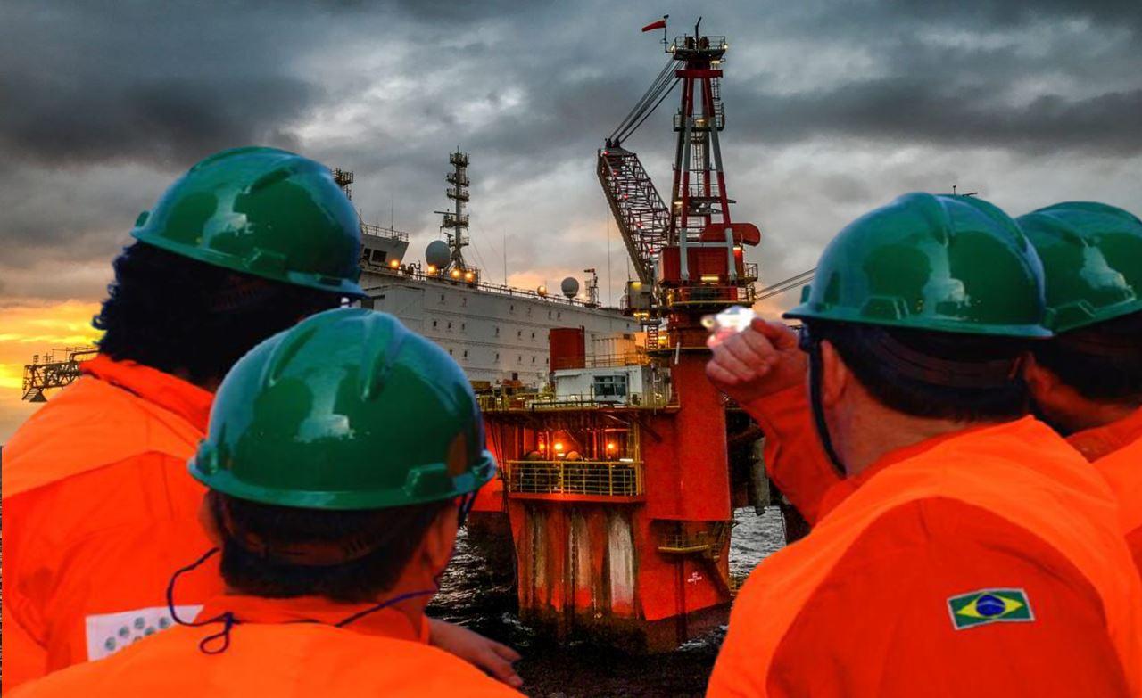 Petrobras Prosafe Safe Notos 2021 contrato