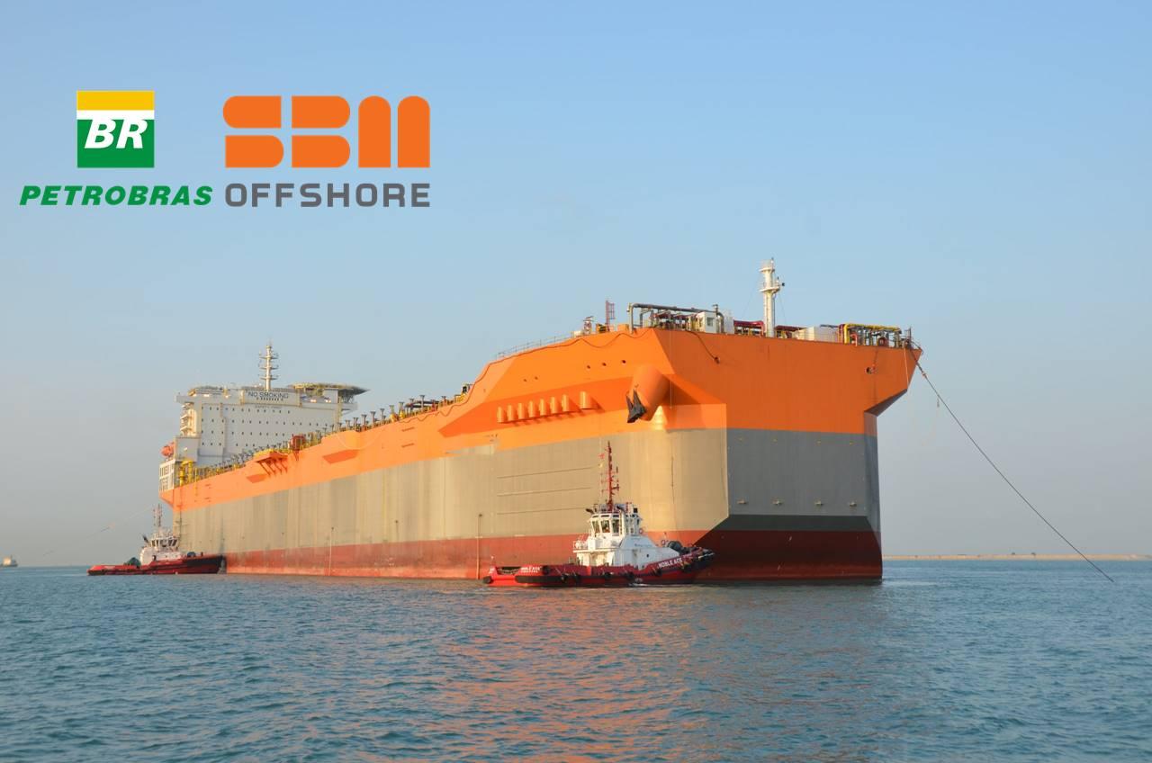 Petrobras SBM Offshore FPSO Mero 2