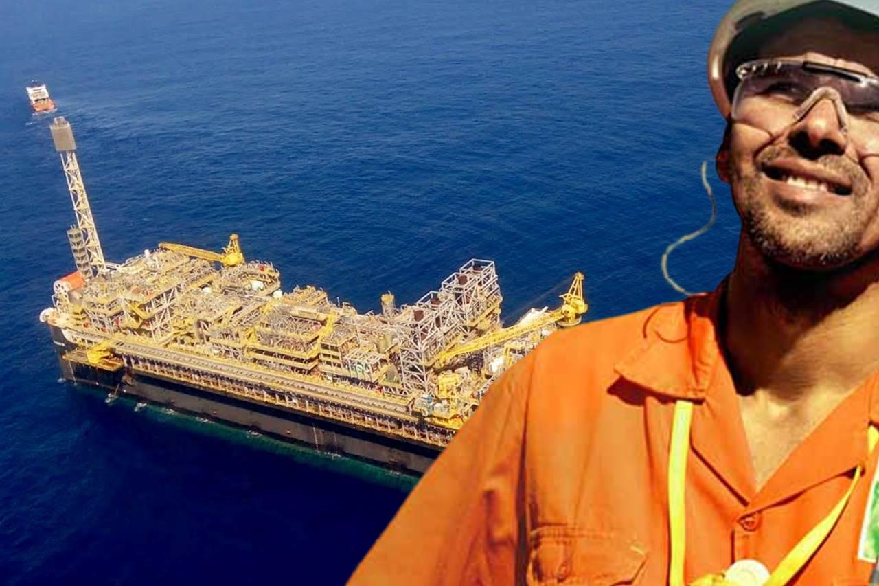 Petrobras campo de búzios pré-sal eficiência