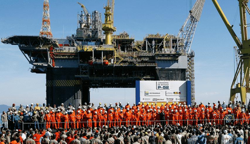 Petrobras - petroleiros -PLR