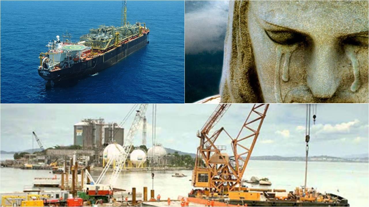 Petróleo e Gás RJ ALERJ Projeto de Lei investimentos