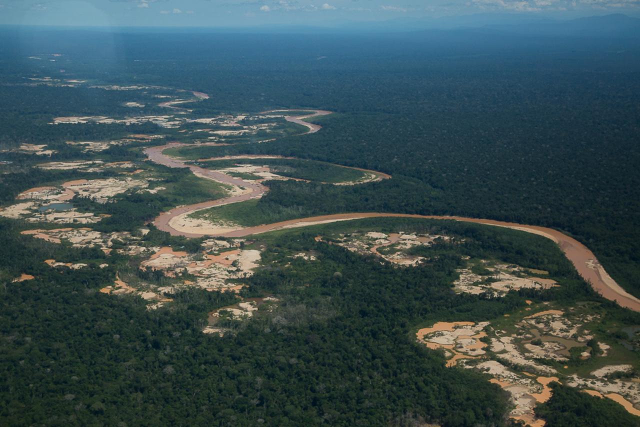 Mineração - Amazônia - mineradora