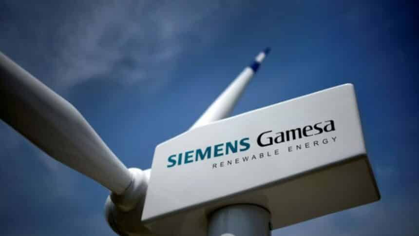 Siemens - turbina eólica - energia eólica