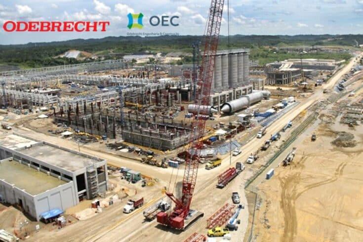 Tenenge Odebrecht Rio Oil & Gás 2020