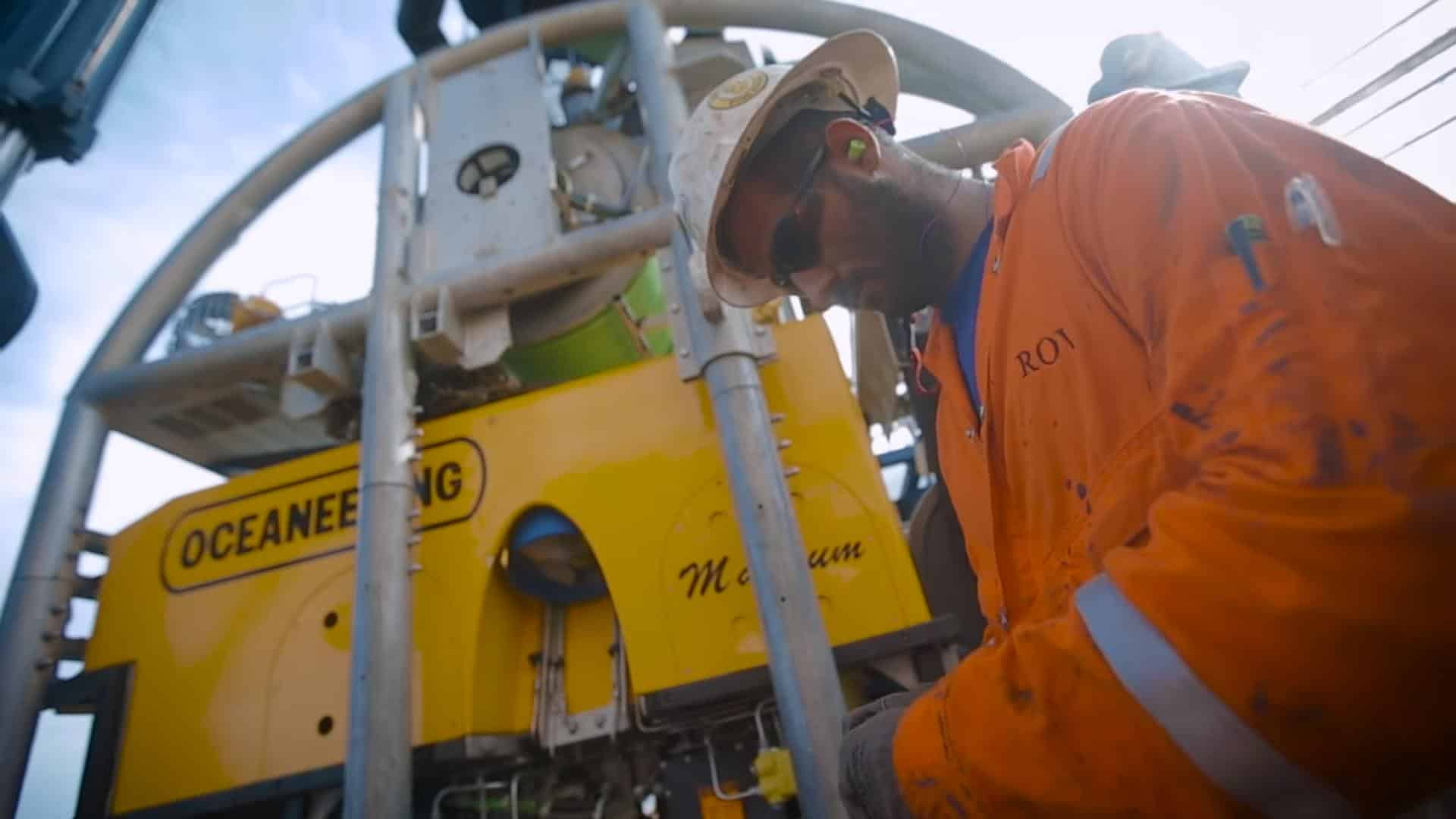 Vagas offshore, Oceaneering, Macaé