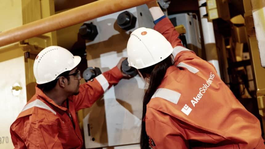 óleo e gás, emprego
