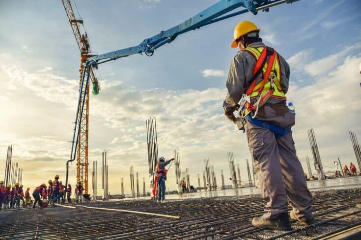 Emprego, construção civil, São Paulo, construtora