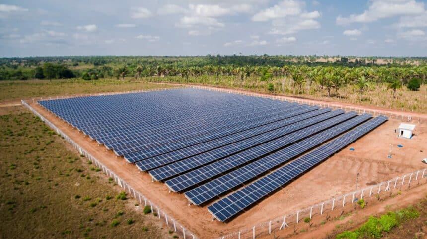 Energia solar/ usina/ Banco do Brasil
