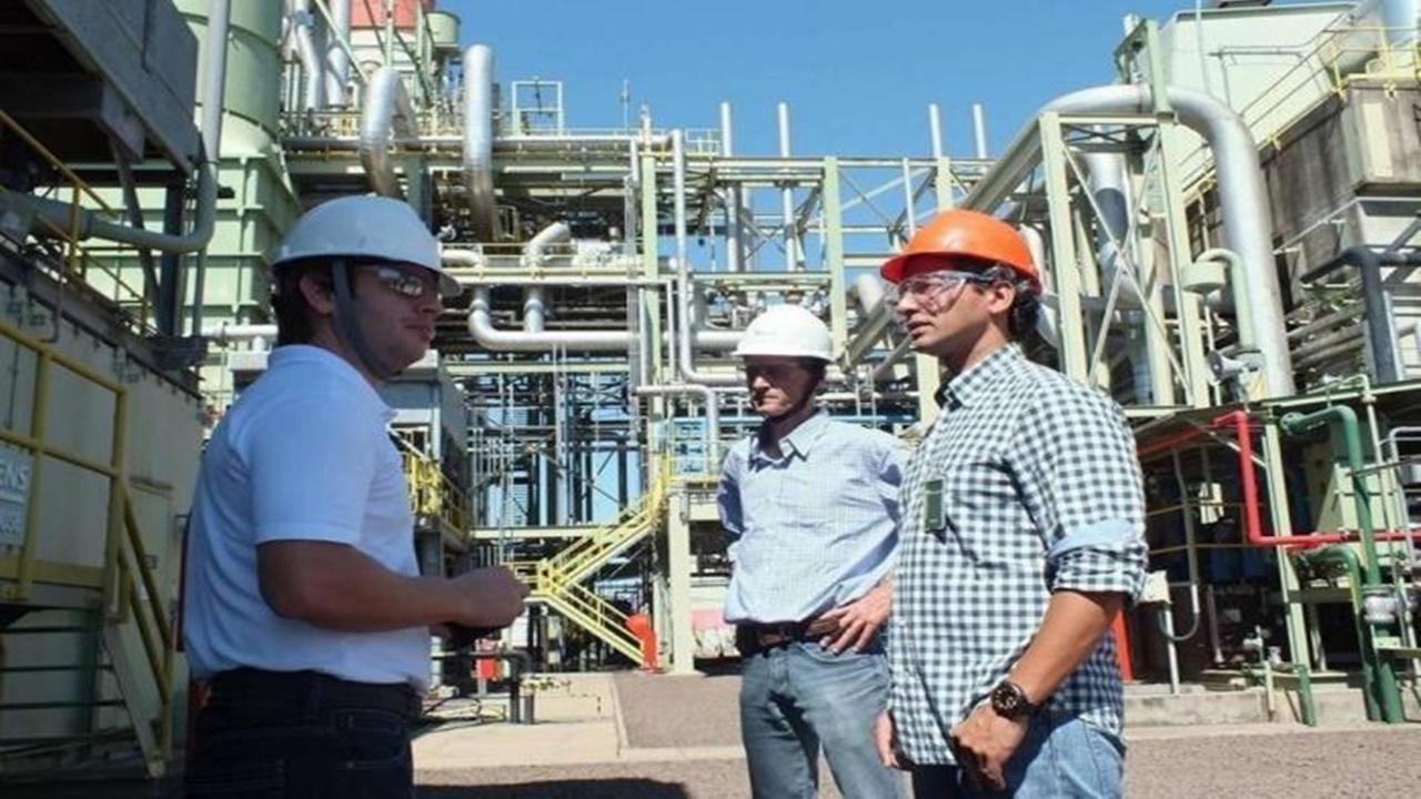 Usina Uruguaiana, a primeira termoelétrica a operar no Brasil, será reativada na próxima sexta-feira (27)
