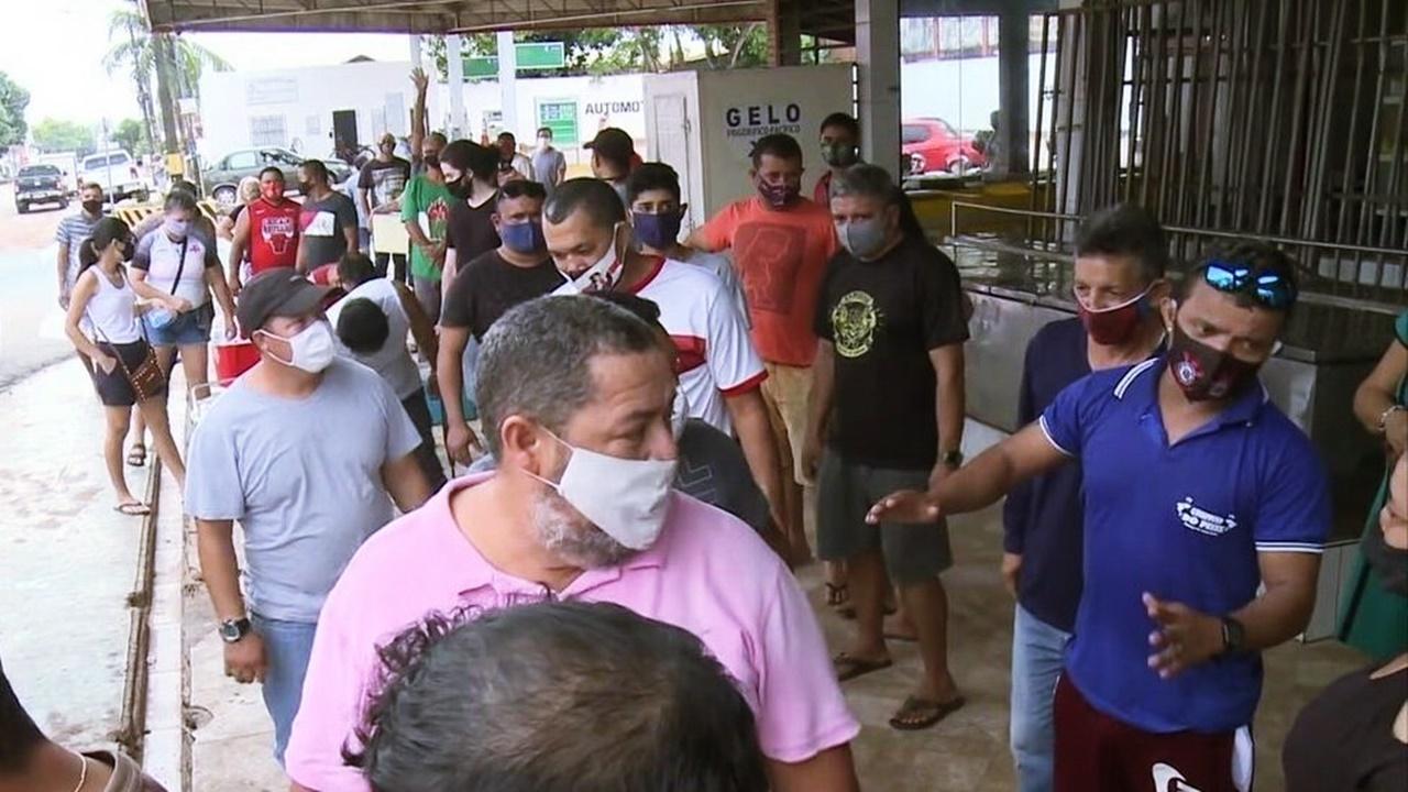 Petrobras vai ajudar 3 mil famílias atingidas pelo apagão no Amapá