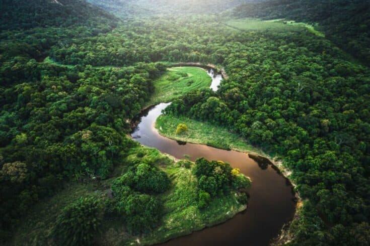 Amazônia - ouro - Mineração