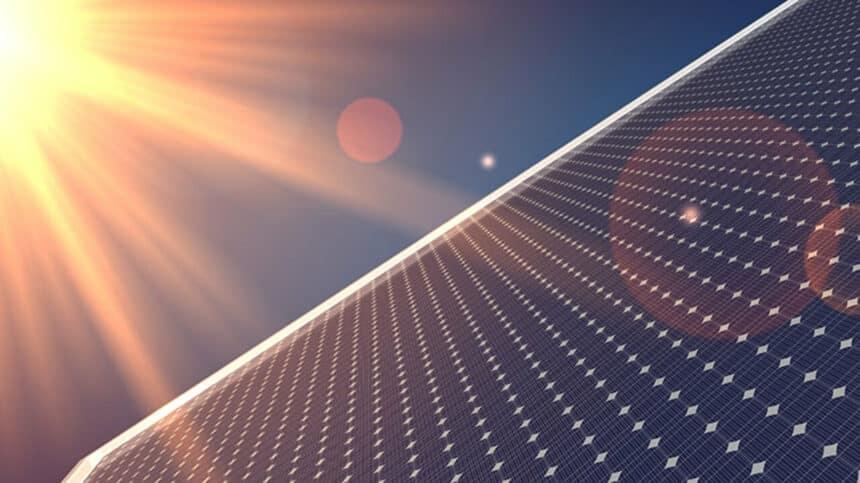 cientistas - energia solar - painéis solares