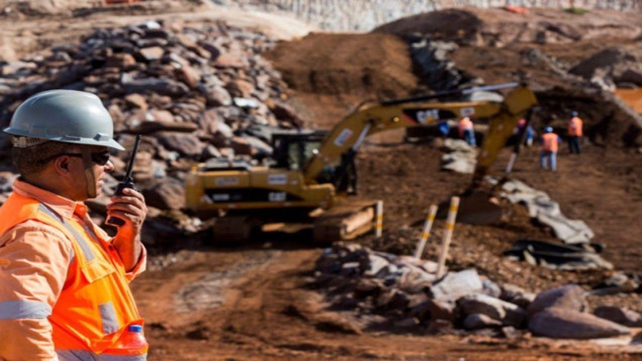 Obras de mineração demanda vagas com alojamento para marítimos, técnicos e operadores