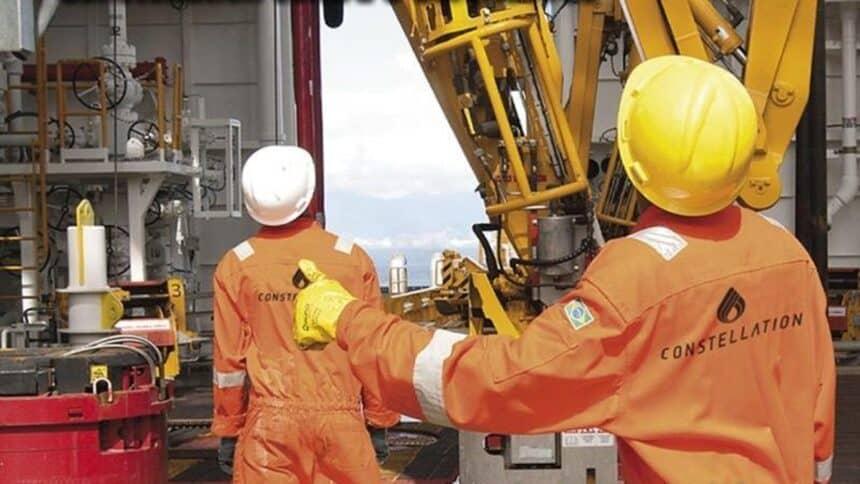 Vagas offshore para Rio das Ostras abertas pela empresa prestadora de serviços de perfuração e produção de óleo e gás Constellation