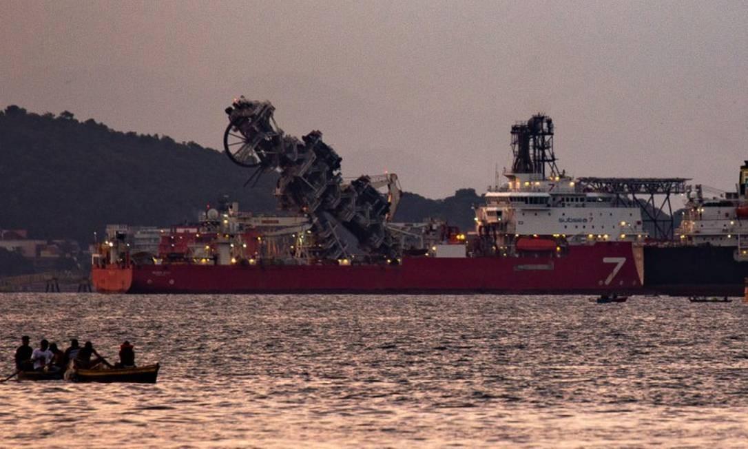 Subsea 7 - navio - frota