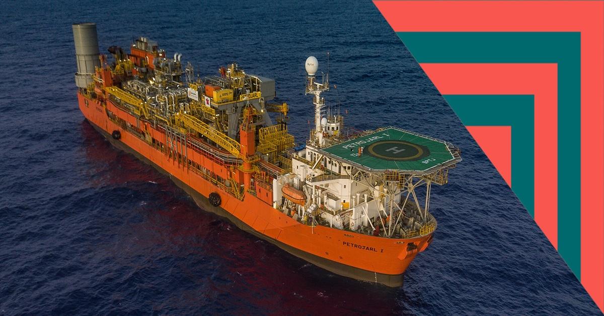 Enauta petroleira - offshore - Bacia de Santos