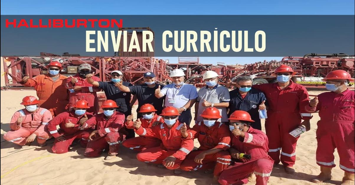 currículo - Halliburton - vagas - Bahia