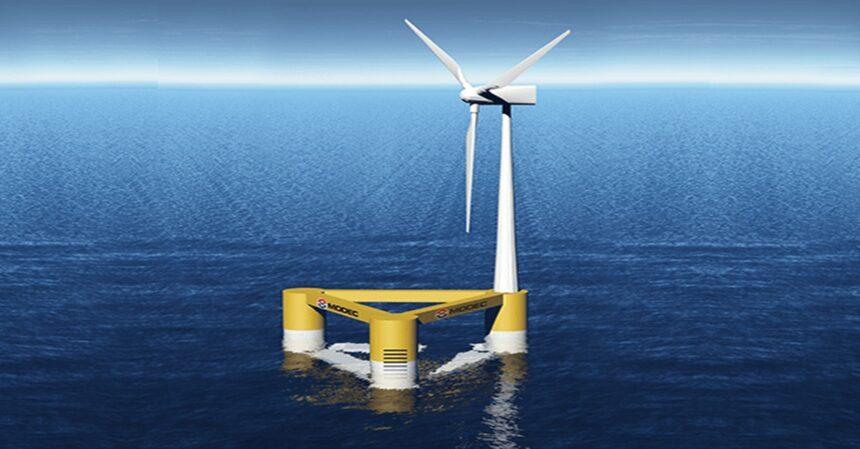 Modec - eólica - offshore