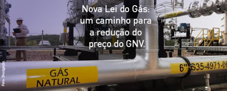 Lei do gás - Gás natural - mercado