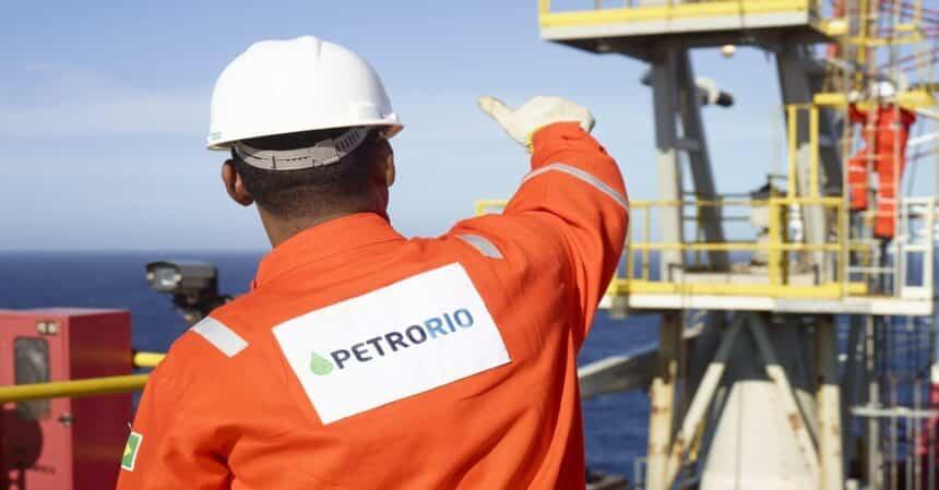 Petrobras - Bahia - PetroRio - gás