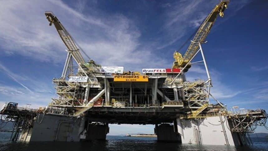 Petrobras - manutenção - plataforma -