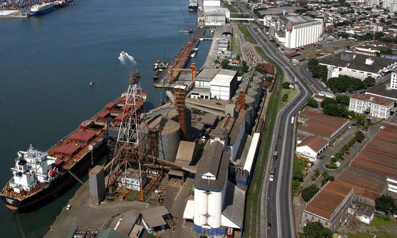 Portos - privatizações - indústria naval