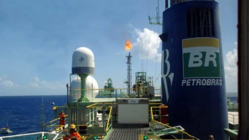 Petrobras - Pré- sal offshore