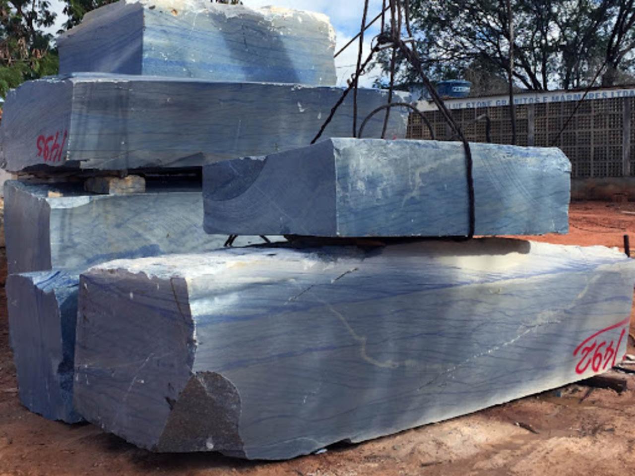 mineração - Stakeholder - quartzito azul