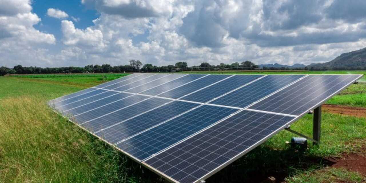energia solar - energia renovável - IEA