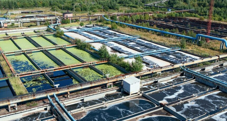 água industria