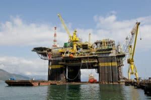 Industria - offshore - petróleo e gás