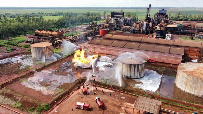 usina - etanol - Biosev