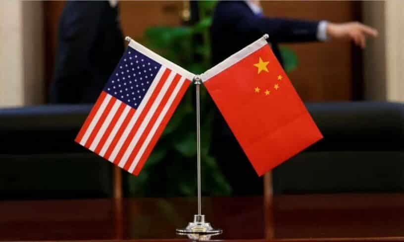 EUA - China - economia