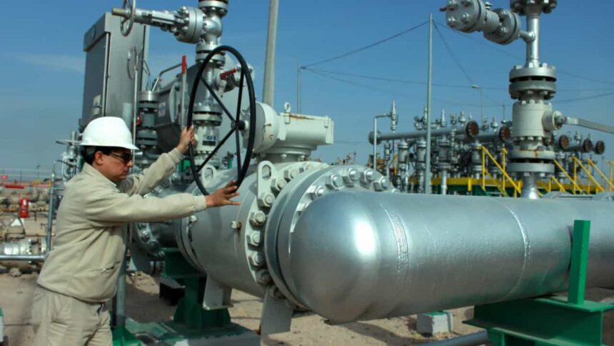 petrobras - gás natural