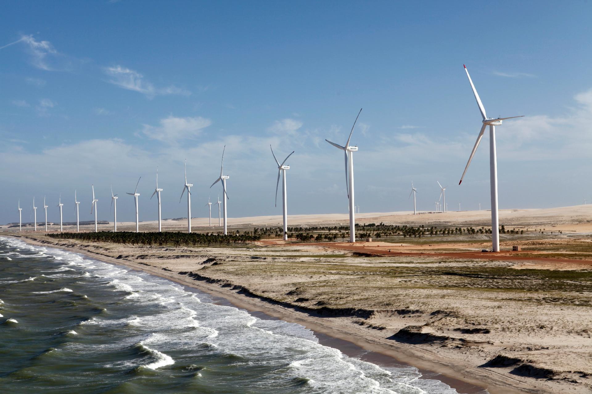 usina - energia eólica offshore - Ceará