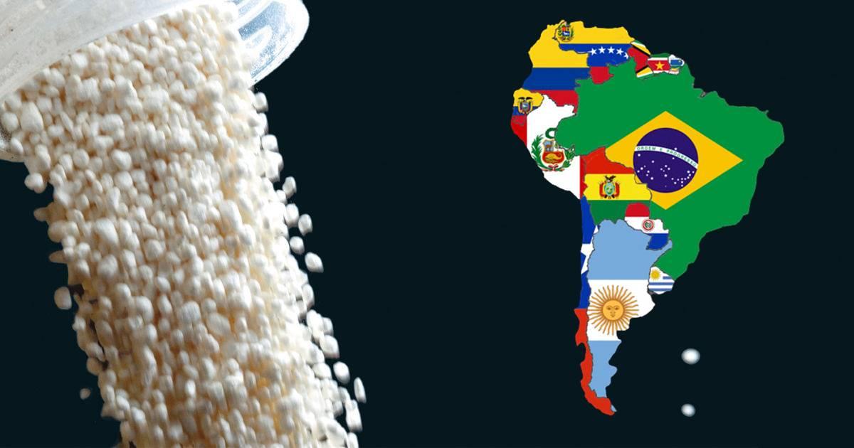 América Latina Polimeros Mercado Economia