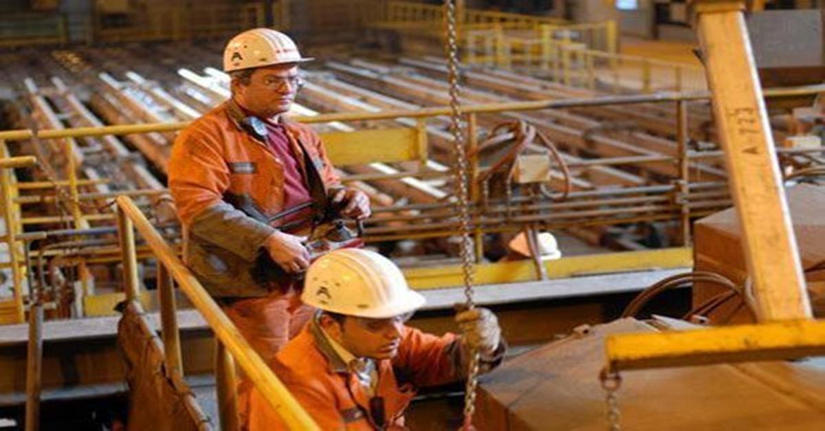 emprego - aço - ArcelorMittal
