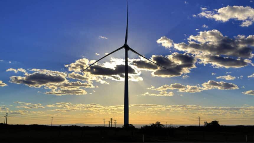 CAsa dos ventos - energia eólica - Nuvem